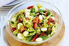 Pasta Salad by Bocconcini Pasta Salad Recipes Food Pasta Recipes