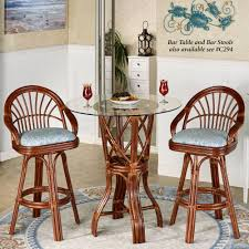 Tropical Dining Room by Chair Leikela Rattan Tropical Dining Furniture Set C29 Dining
