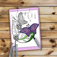 butterflies coloring pages free printables adults moms