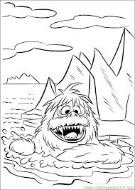 rudolph printable coloring pages rudolph 35 coloring frosty