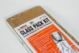 u haul glass pack kit household auctions