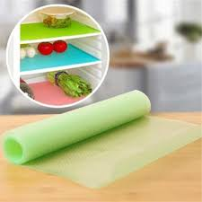 kitchen cabinets liners amazon com jindin kitchen silicone refrigerator pads fridge