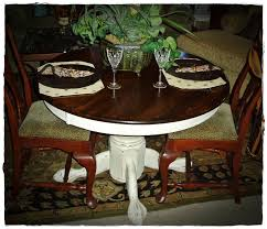 kitchen table is chalk paint durable for kitchen table how to