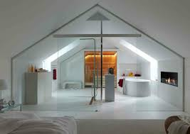 salle de bain dans une chambre chambre avec salle de bain fusion d espaces harmonieuse