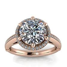 different engagement rings moissanite engagement rings different sizes and shapes