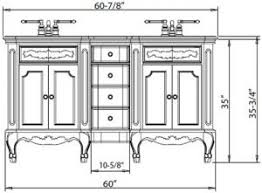 How Tall Is A Standard Bathroom Vanity Trending Archives Bathroom Ideas And Inspiration The
