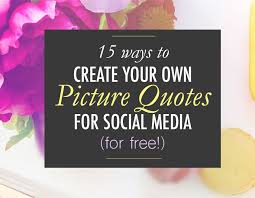 Meme Making App - 15 apps to create your own picture quotes for instagram for free