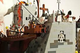 zara siege a d 1202 crusaders siege of zara a lego creation by marko