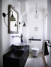 black and white small bathroom ideas 11 tricks on how to rev your bathroom asap