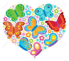 butterfly theme image royalty free cliparts vectors and stock