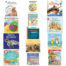 confessions of a book addict beach reads for little beach bums