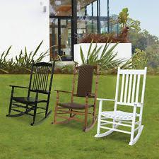 porch rocking chair ebay