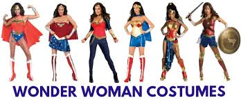 Wonder Woman Costume Wonderful Wonder Woman Costumes For Fans