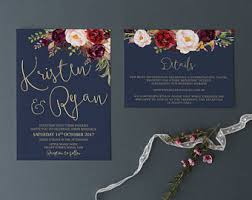 sle of wedding programs ceremony wedding invitations etsy