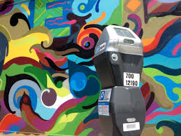 lexus of valencia employment image of the week sfpark meter and mural