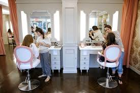 makeup salon nyc blushington makeup go and other makeup bars offer women a