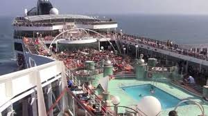 cruise ship review msc magnifica 3 day mini cruise from hamburg