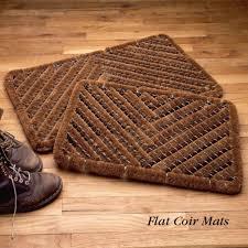 Come In And Go Away Doormat Exceptionally Good Coir Doormats Garrett Wade