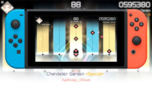 Chandelier Game Rhythm Game Voez Gets 18 New Songs On Nintendo Switch