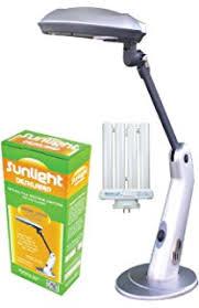 Fluorescent Desk Lamps Sale Amazon Com V Light Full Spectrum Natural Daylight Effect Desk