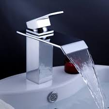 waterfall faucets for bathroom sinks home design 79 breathtaking waterfall faucet for bathroom sinks