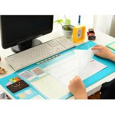 sous mains de bureau sous ordinateur tapis de bureau anti glissade tapis de souris