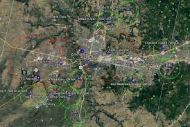 Spokane Wa Map Drones In Spokane Washington Rees Aerials