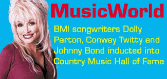 songwriters dolly parton conway twitty johnny bond inducted