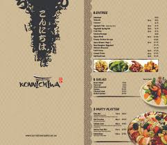 konnichiwa sushi bar in mona vale variety of traditional