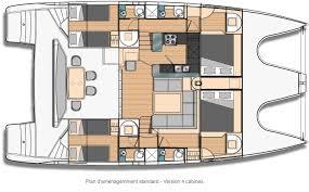 100 catamaran floor plan sailing catamaran rb 45 charter