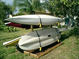 build pvc kayak storage rack build free image about wiring
