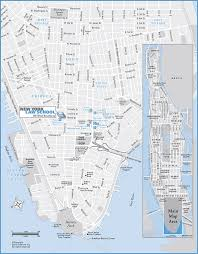 map for visit nyls new york school