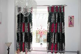 Black And Gray Curtains Black And Gray Curtains Cool And Black Curtains For