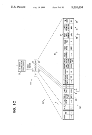 Architectural Drawing Sheet Numbering Standard by Patent Us5235654 Advanced Data Capture Architecture Data