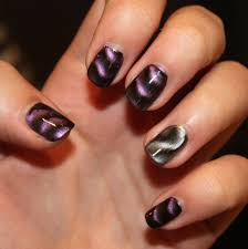 nails inc magnetic polish a little obsessed