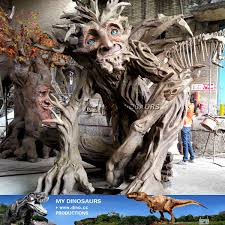 my dino amusement park outdoor fiberglass tree sculpture buy
