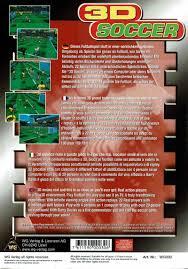 actua soccer edition 1997 dos box cover mobygames