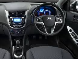 2014 hyundai accent interior hyundai accent hatchback 2014 launched in sa cars co za