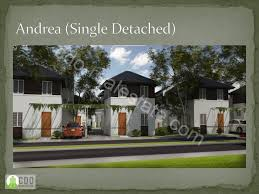 andrea 2 storey house ecoverde sierra cdo real estate