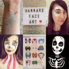 70 kid u0027s face painting ideas for halloween to turn them into