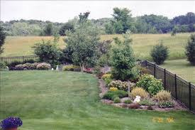 privacy builder ideas for the corners of my fence line need on a