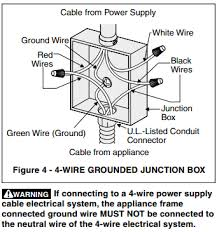 electrical stove wiring with no ground home improvement stack