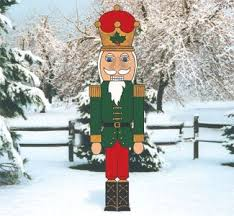 Christmas Outdoor Decorations Nutcracker by 63 Best Nutcracker Christmas Images On Pinterest Nutcracker