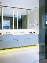 Double Vanity Mirrors For Bathroom by Make Up Mirror Bathroom Contemporary With Bathroom Mirrors Double