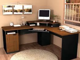 desks monarch reclaimed look corner desk tld best tech monarch