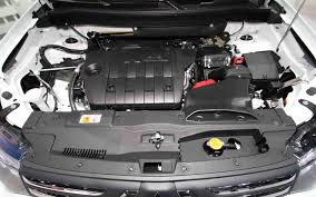 mitsubishi 25 turbo diesel engine flow chart representation