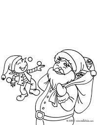 elf coloring pages drawing kids reading u0026 learning kids
