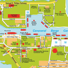 Map Venice Florida by Map Port Canaveral Fl Florida Usa Maps And Directions At Map