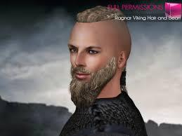 why did ragnar cut his hair vikings second life marketplace full perm mi ragnar viking hair and beard