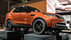 orange range rover 2018 land rover discovery paris 2016 photo gallery autoblog